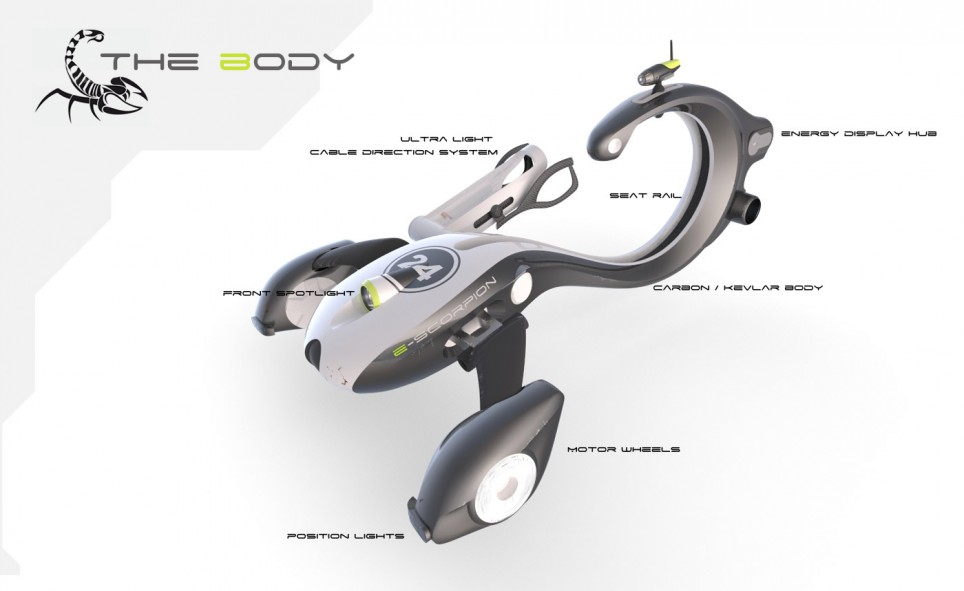 e-scorpion-body